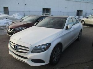 2016 Mercedes-Benz C-Class Premium Package | NAV | Loaded | NO A