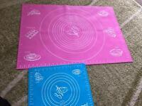 Icing mats