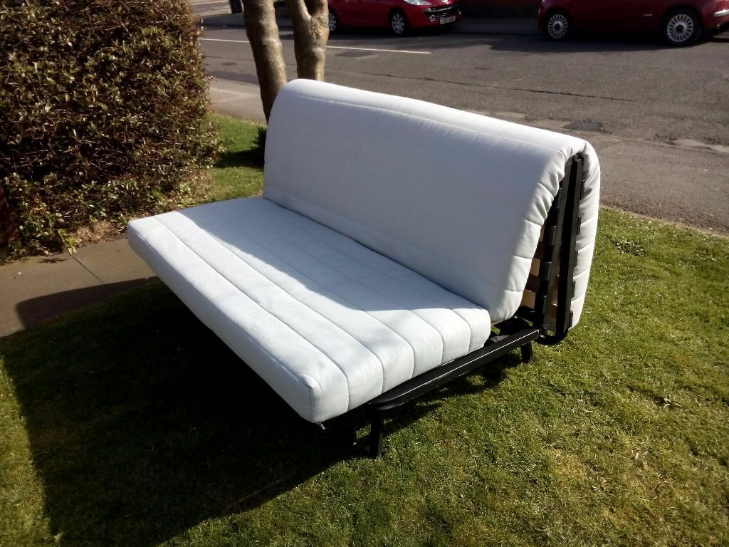 lycksele murbo ikea sofa bed with mattress in marske by the sea north yorkshire gumtree. Black Bedroom Furniture Sets. Home Design Ideas
