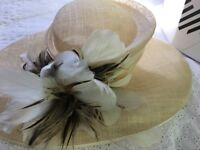 Beautiful John Lewis hat perfect for wedding formal occasion or races