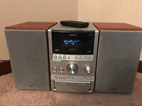 Immaculate Sony Micro Hi-fi System with 3 Disc Changer