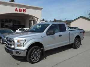 2015 Ford F-150 XLT SUPERCAB 6.5-FT.