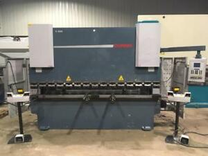 (USED) PRESS BRAKE / DURMAZLAR 90T x 120""