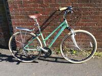 Raleigh Urban 3 Ladies Hybrid Bike £200 ono