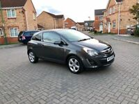 2012 VAUXHALL CORSA 1.2 SXI, MILEAGE 43000, 1 KEEPER ONLY, EXCELLENT CONDITION, HPI CLEAR