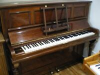 J&J Hopkinson Upright Piano For Sale---------Free Delivery