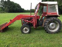 Genuine Massey Ferguson 135 for sale