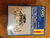 Haynes Ford escort manual