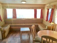 Cheap static caravan for sale Skegness Southview Not Haven Lincolnshire East Coast England
