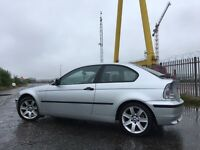 BMW 3 series 320TD SE Compact - diesel BMW with full years MOT
