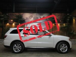 2011 Dodge Durango ** TOP OF LINE ....CREW PLUS!! **