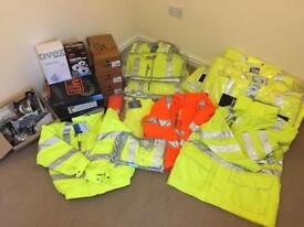 Mixed PPE & Hi Viz Collection
