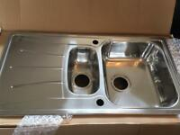 Reginox stainless steel sink