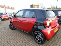 smart forfour PRIME T (red) 2015-09-21