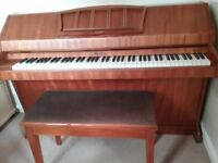 Piano for sale good condition