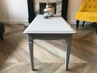 Stag Minstrel Coffee Table Painted in Annie Sloan Chalk Paint