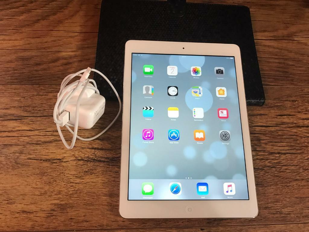 IPad Air 16Gb Wifi and cellularin Mapperley, NottinghamshireGumtree - IPad Air 16Gb Wifi and cellular Locked to Ee so can you input an Ee sim or just connect to wifiFully working in good condition