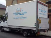 Urgent Man and Van from £15/hr . 1 ,2 or 3 men to help for Removals . local / London to all of UK