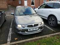 MG ROVER ZR TD