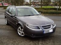 2009 Saab 9-5 1.9Tid Turbo Edition Estate. Extensive Service History. Cambelt Done. Mot September.