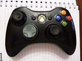 Xbox 360 Wireless Controller - Black