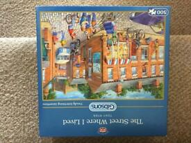 5 Puzzles for £10