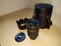 Nikon 17-55 AFS f:2.8 G ED DX