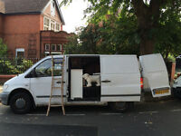 Reliable man and van service for Brighton, London and UK. Good rates.
