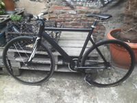 Fixie/single spreed STATE bike 6061 Black Label - Galaxy Edition
