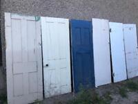 Victorian / Edwardian doors .
