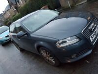 Audi A3 2.0 TDi Diesel Auto FSH new MOT not bmw mercedes
