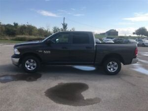 2017 Ram 1500 ST Only 717km Like New