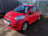 CITROEN C1,2012,ONLY 16000 MILES,NEW 1 YEARS MOT.