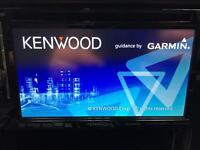 Car stereo Kenwood car radio