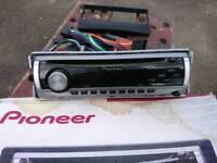 car radio CD player Pioneer deh 1900