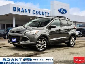 2013 Ford Escape SE - 4WD, NAV, ROOF, LEATHER!