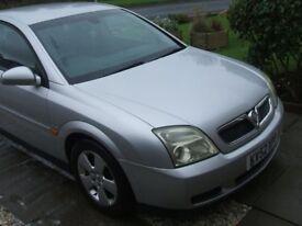 Vauxhall vectra club 1.8 petrol,2002 52 reg, 71,000 miles, £595 ono