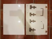 Ikea Assorted kitchen doors and shelves (Abstrakt, Capita, Rationell models)