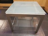 Lamp tables (x2)