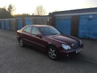 Mercedes c220 cdi automatic mot 01/2019 excellent car