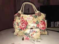 Cath Kidston Handbag And Purse