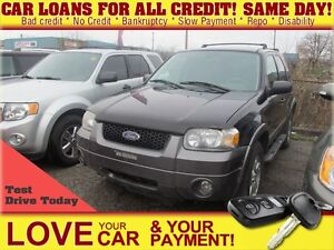 2006 Ford Escape XLT * AFFORDABLE SUV
