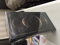 Iphone 12 Pro Max, EE Network, brand new GOLD, 128GB