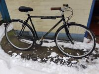Dawes cycles heritage bicycle 700c. FREE delivery in Derby