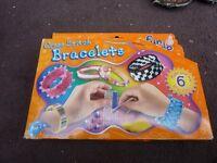 Cross Stitch Bracelets