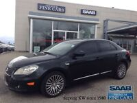 2011 Suzuki Kizashi SX-AWD-No Accidents-Sunroof-Leather