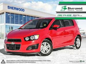 2016 Chevrolet Sonic LT Alloys/Heated Seats & Remote Start!!