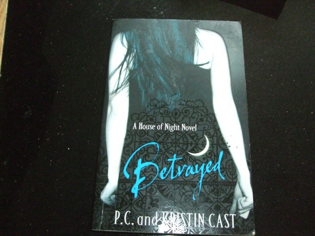 A House Of Night Novels For Young Female Adults In Cambridge
