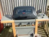 HOMEBASE VINCENZA GAS BBQ