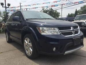 2017 Dodge Journey NEW, AWD, LEATHER, DVD, ROOF